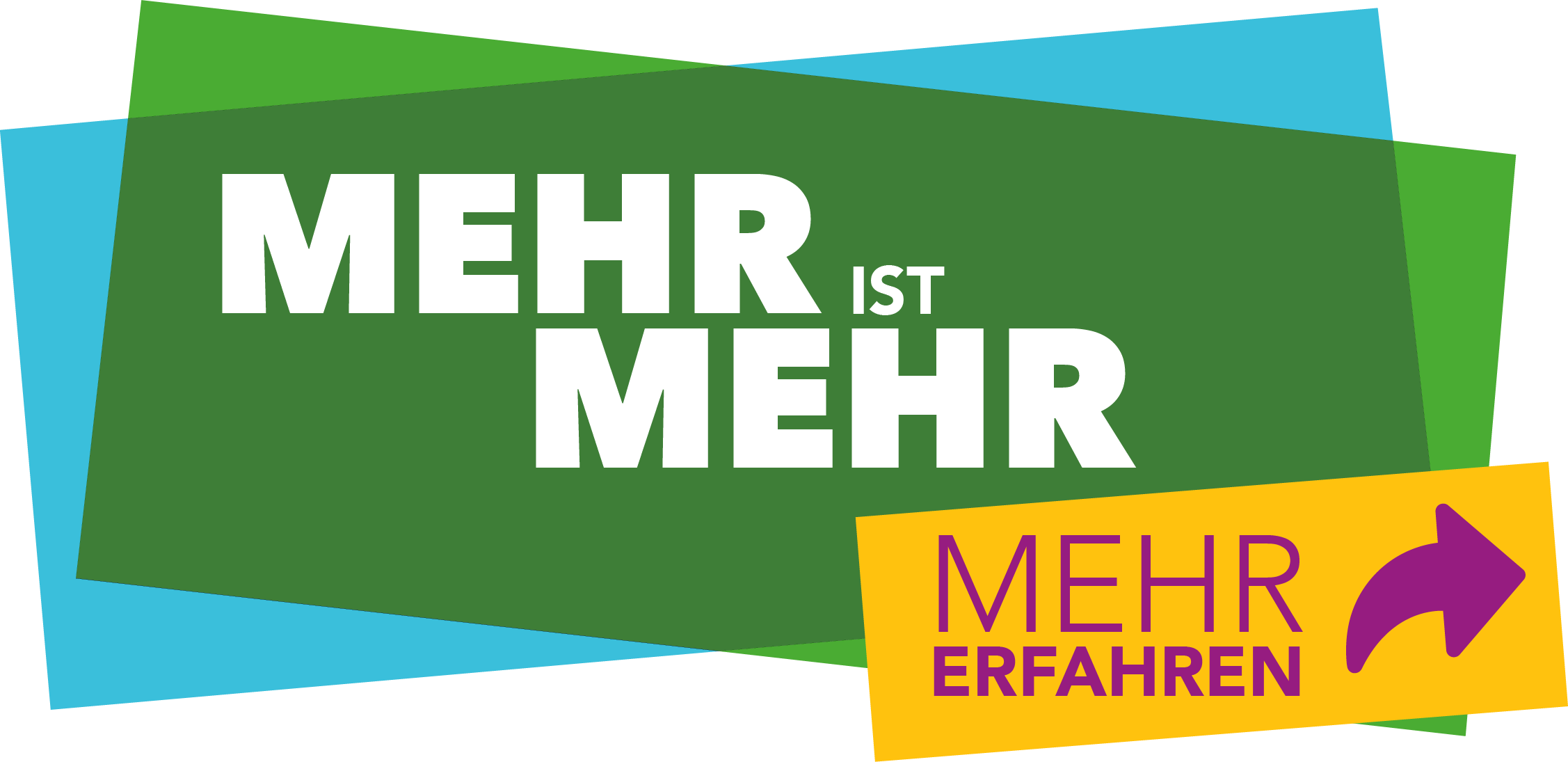 MEHR Kampagne revier Badge